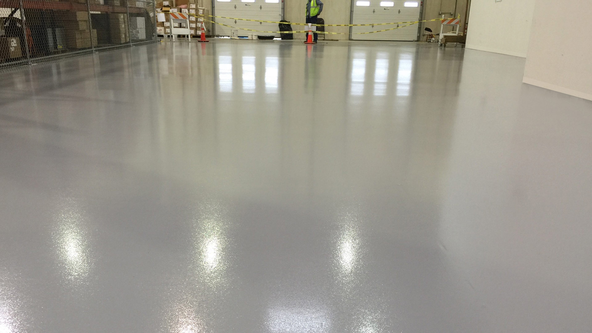 Resinous Flooring Amp Polished Concrete Services Resfloor